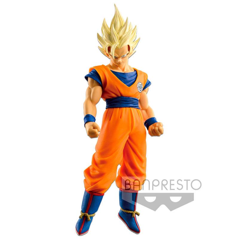 Figura Goku Super Saiyan Dragon Ball Z Colosseum 2