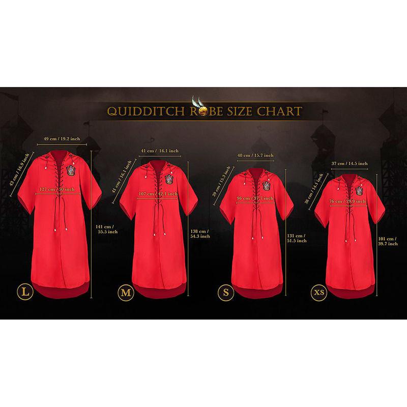 Tunica Quidditch Gryffindor Harry Potter By Cinereplicas (2)