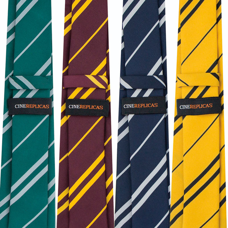 Corbata Hufflepuff Harry Potter infantil