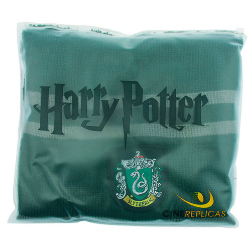 Bufanda Slytherin Harry Potter