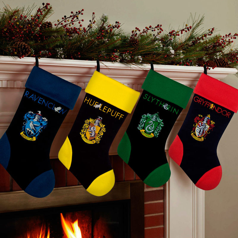Calcetin Navidad Gryffindor Harry Potter