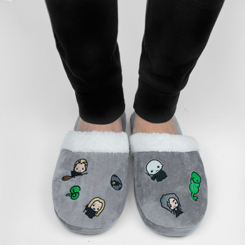 Pantuflas Dark Arts Harry Potter