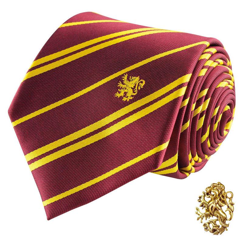 Corbata Gryffindor Harry Potter deluxe