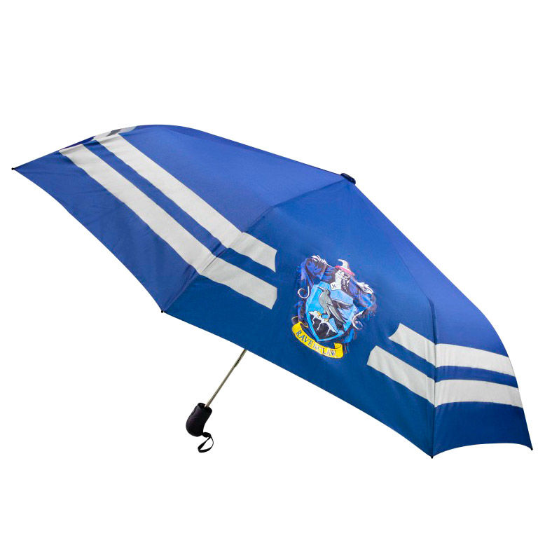 Paraguas automatico plegable Ravenclaw Harry Potter