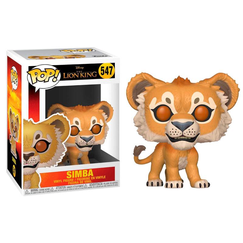 Funko POP o Figura POP Disney El Rey Leon Simba