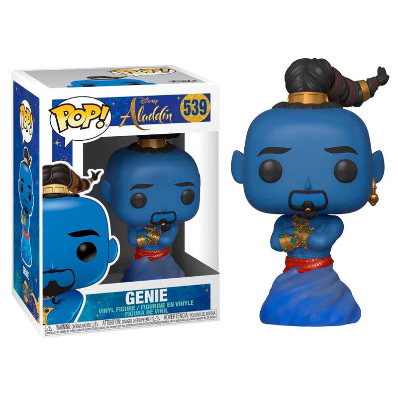Funko POP o Figura POP Disney Aladdin Genie