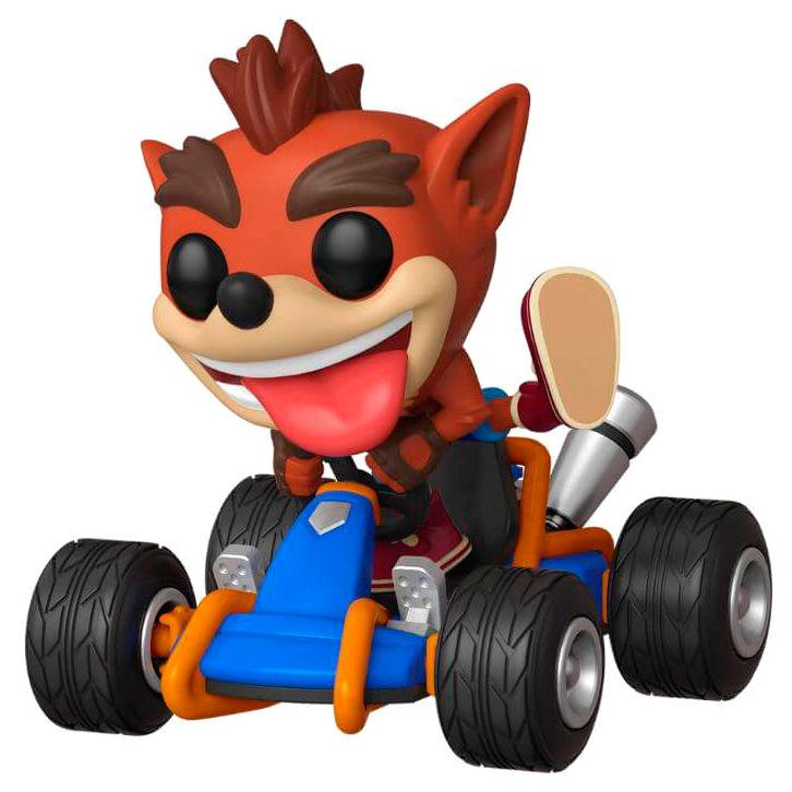 Figura POP Crash Team Racing Crash Bandicoot (3)
