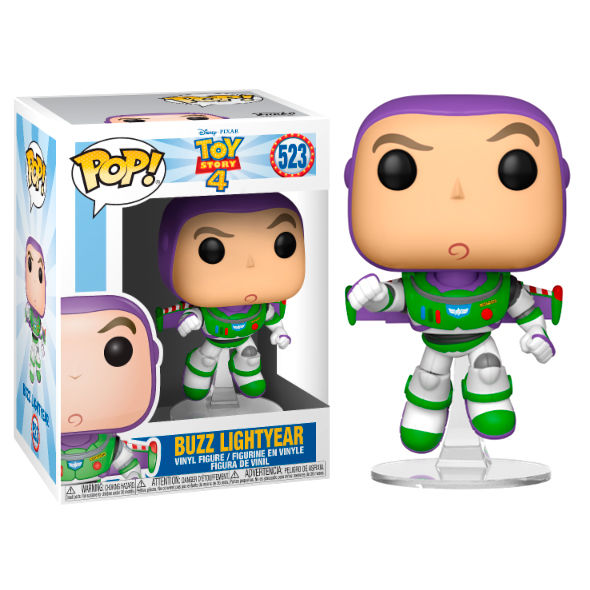 Funko POP o Figura POP Disney Toy Story 4 Buzz Lightyear