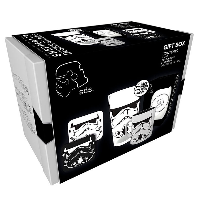 Caja regalo Stormtrooper Star Wars