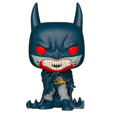 Funko POP o Figura POP DC Comics Batman 80th Red Rain 1991