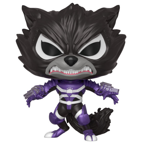 Funko POP o  POP Marvel Venom Venomized Rocket Raccoon