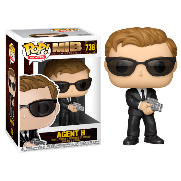 Funko POP o Figura POP Men In Black International Agent H