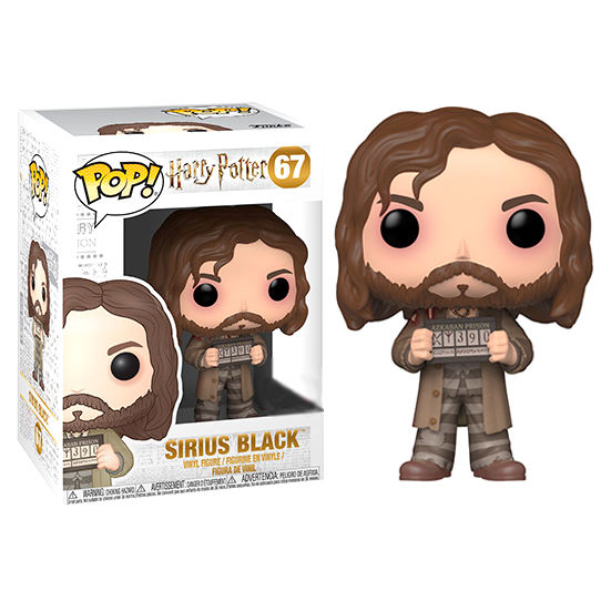 Figura POP Harry Potter Sirius Black Exclusive