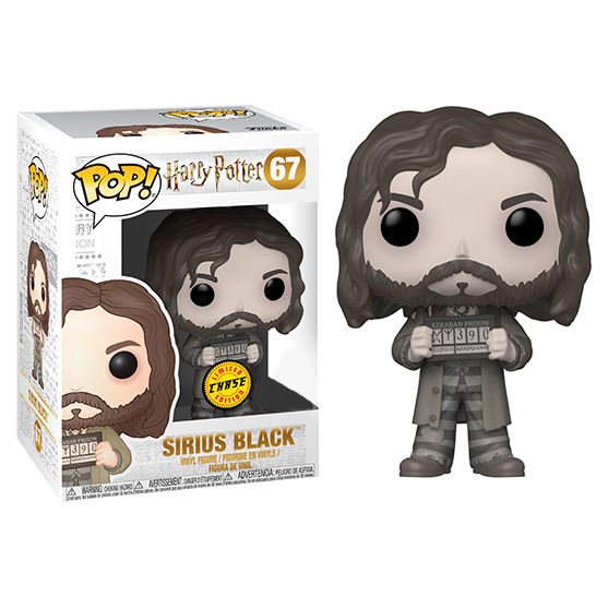 Funko POP o Figura POP Harry Potter Sirius Black Exclusive Chase