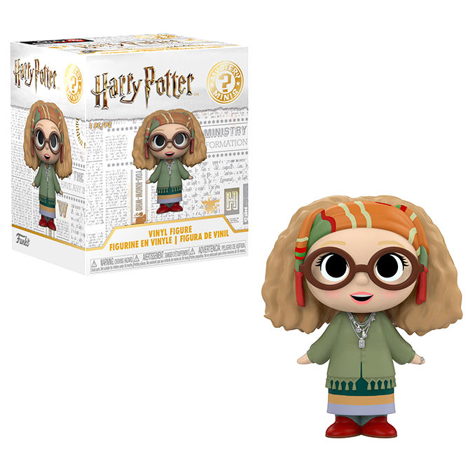 Figura Mystery Minis Harry Potter Sybill Trelawney Exclusive
