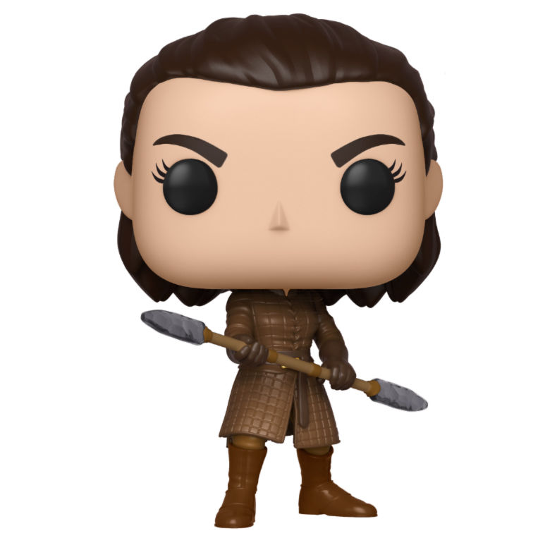 Figura POP Juego de Tronos Arya with Two Headed Spear