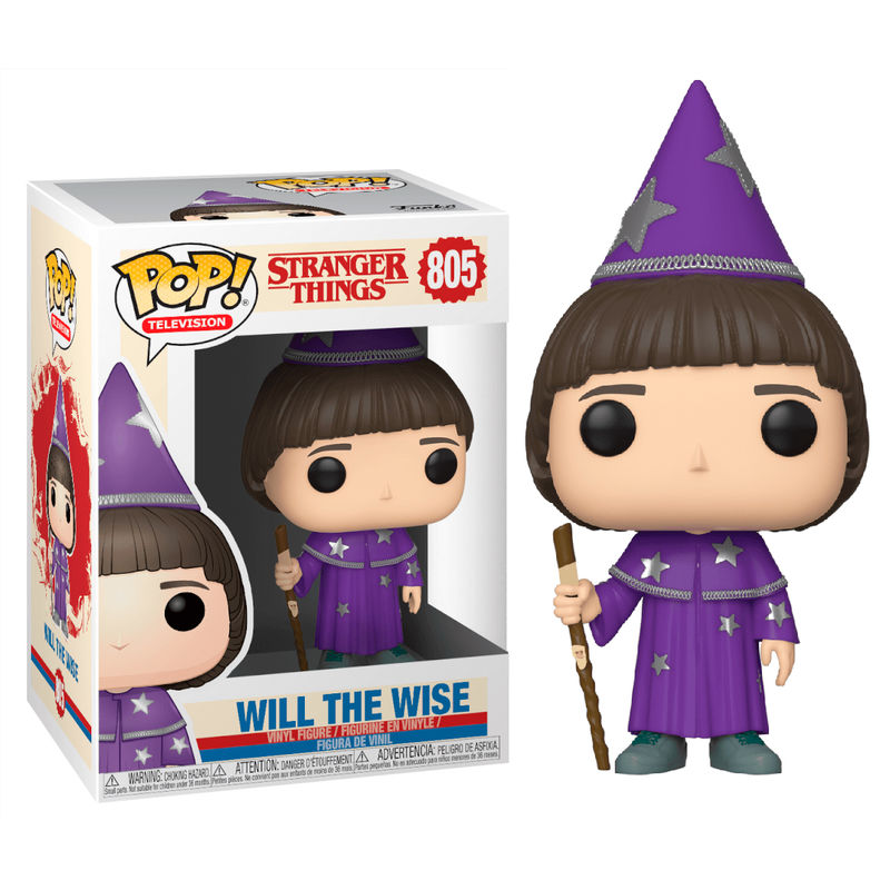 Funko POP o Figura POP Stranger Things 3 Will the Wise