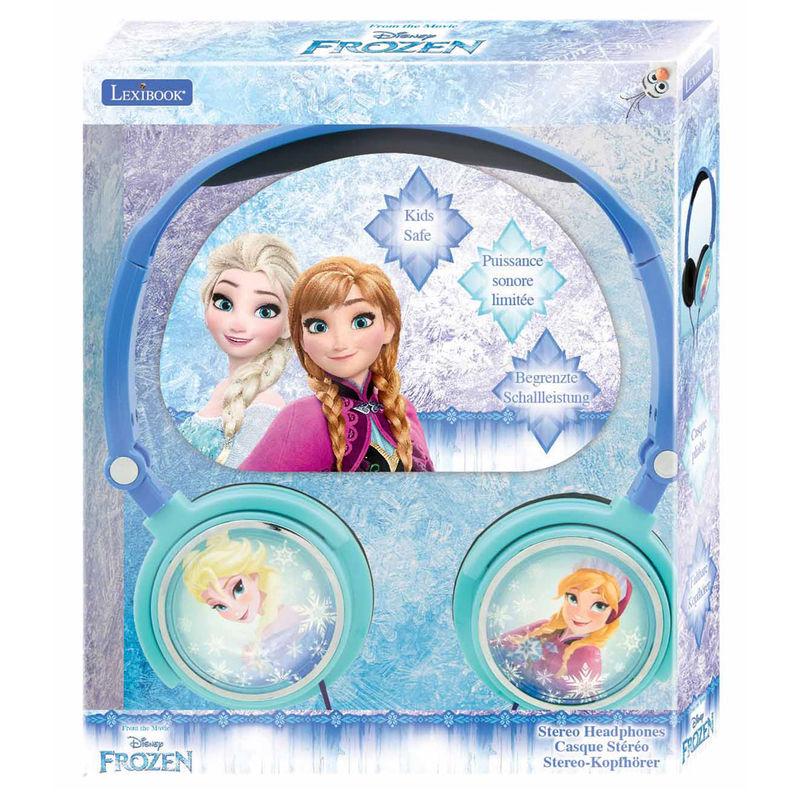 Cascos Frozen Disney estereo 3380743044170