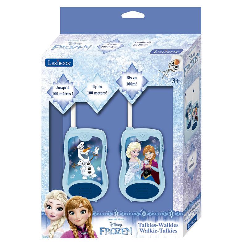 Pack walkie talkies Frozen Disney 3380743064116