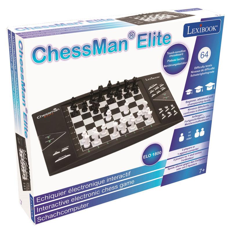 Ajedrez Chessman Elite 3380740028746