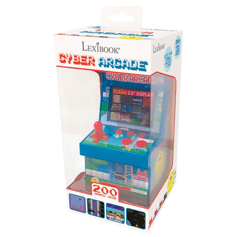 Mini consola Cyber Arcade 3380743072692