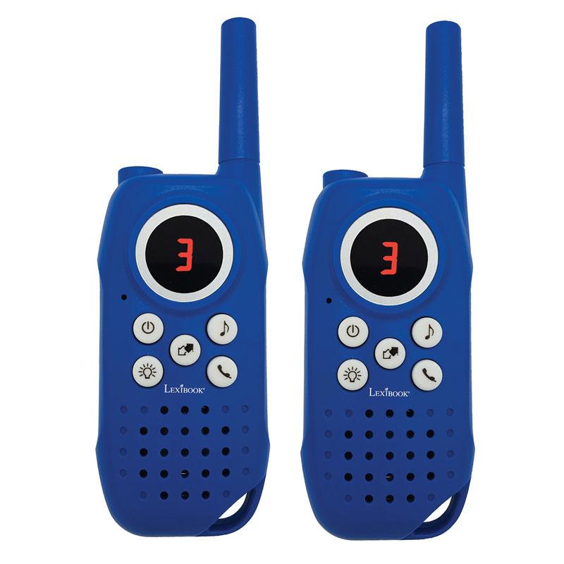 Pack walkie talkies Lexibook 3380743072883