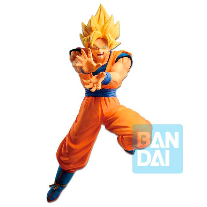 Figura The Android Battle with Fighter Z Super Saiyan Son Goku Dragon Ball Z