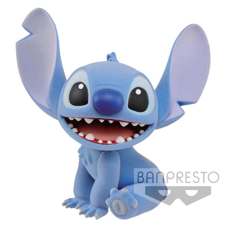 Figura Stich Fluffy Puffy Disney Character