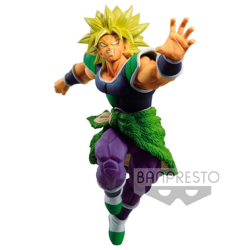 Figura Broly Super Saiyan Dragon Ball Super Match Makers