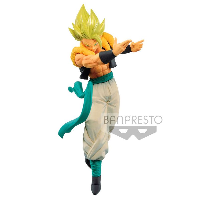 Figura Gogeta Super Saiyan Dragon Ball Super Match Makers