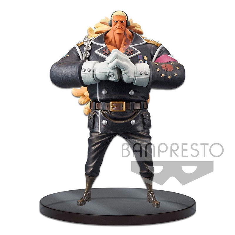 Figura Bullet One Piece Stampede Movie DXF The Grandline Men vol 7