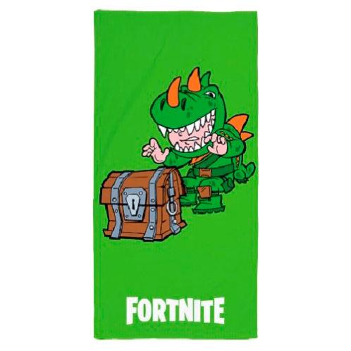 Toalla Dino Fortnite algodon