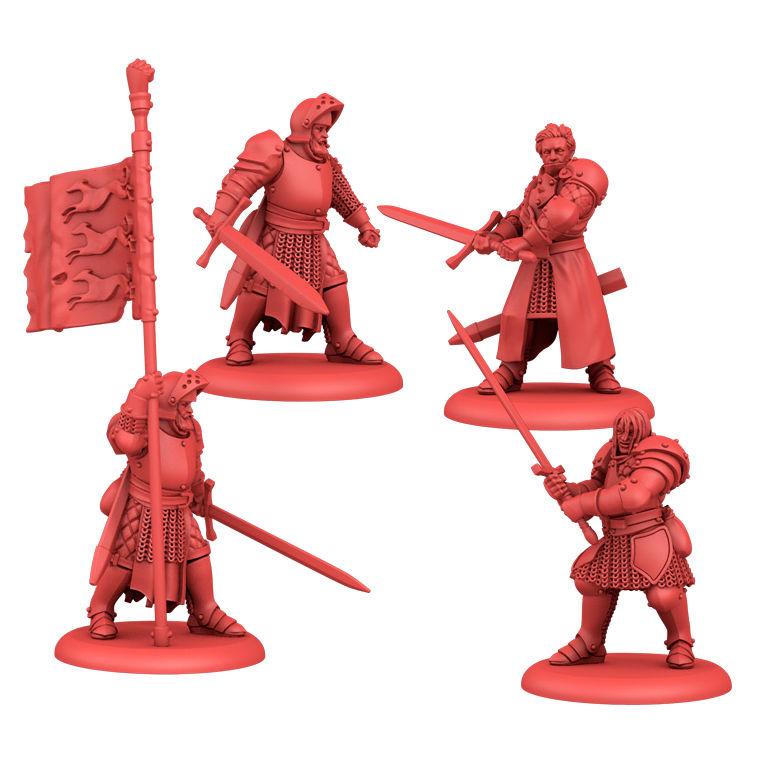 Juego mesa Hombres de la Montaña Juego de Tronos