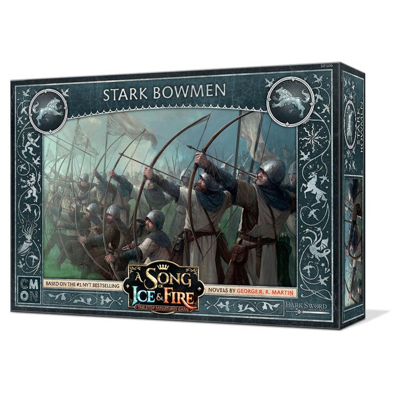 Juego mesa Arqueros Stark Juego de Tronos