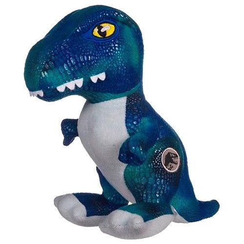 Peluche Dinosaurio Raptor Blue Jurassic World 27cm 5050624372514