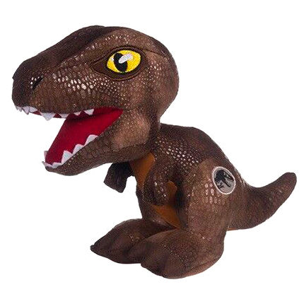 Peluche Dinosaurio T-Rex Jurassic World 27cm 5050624372521