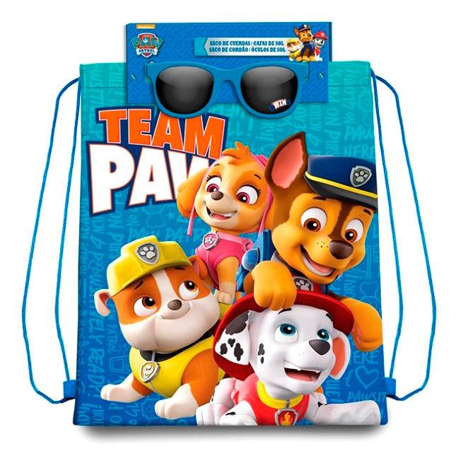 33870c7c92 Saco + gafas sol Patrulla Canina Paw Patrol
