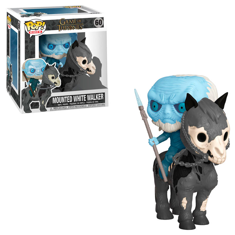 game of thrones, juego de tronos, white walker, stark, lannister, targaryen, pop funko, funko, funko pop