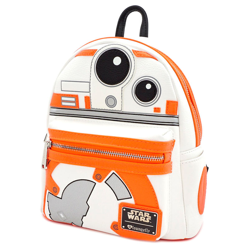 Mochila BB-8 Star Wars Loungefly 25cm (1)