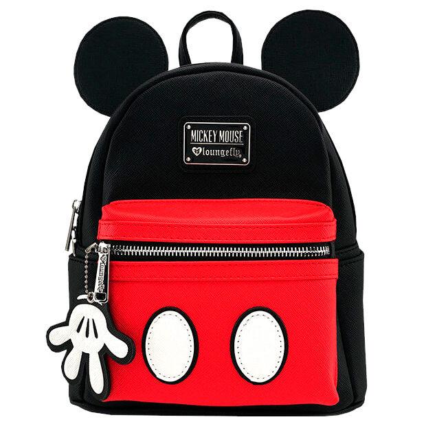 Mochila Mickey Disney Loungefly 27cm
