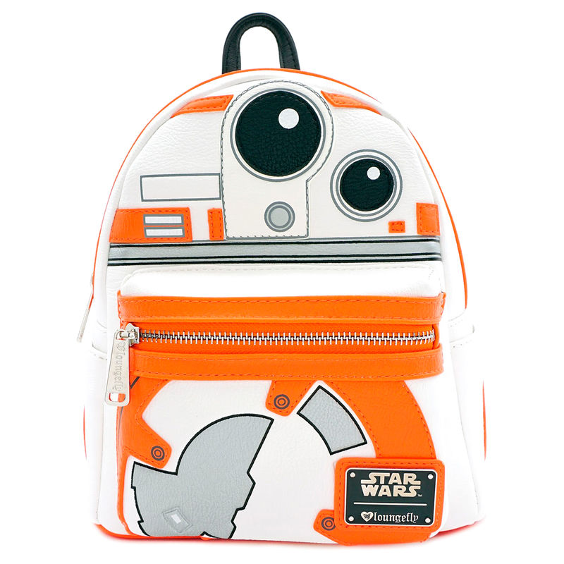 Mochila BB-8 Star Wars Loungefly 25cm