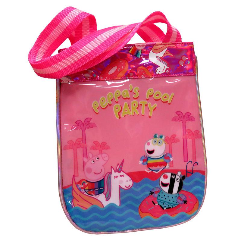 Bandolera Mano Peppa Pig Pool Party