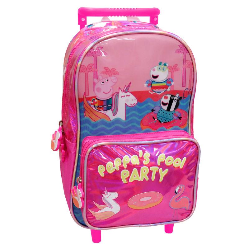 Trolley Peppa Pig Pool Party 39cm