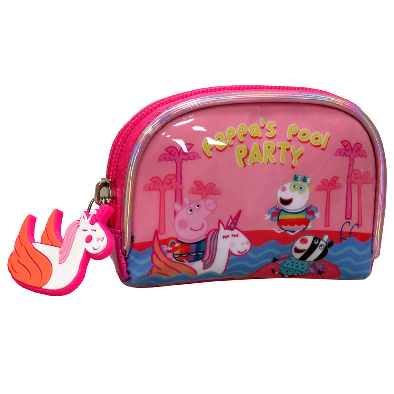 Monedero Peppa Pig Pool Party