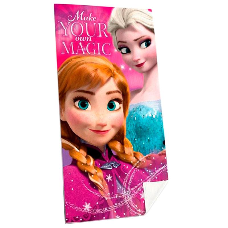 Toalla Frozen Disney algodon 8435333894026