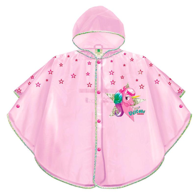 Chubasquero reflectante Unicornio rosa 18015831155569