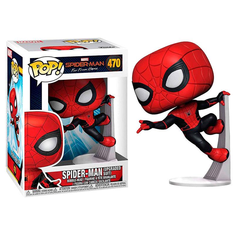 Funko POP o Figura POP Marvel Spiderman Lejos de Casa