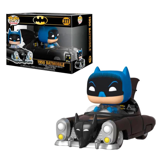 Funko POP o Figura POP DC Comics Batman 80th 1950 Batmobile