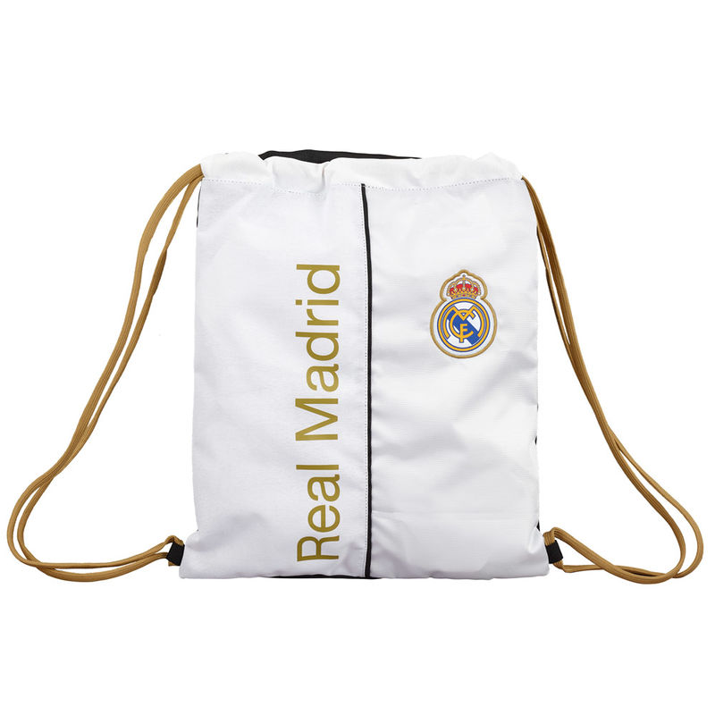 Saco Real Madrid 40cm 8412688351916