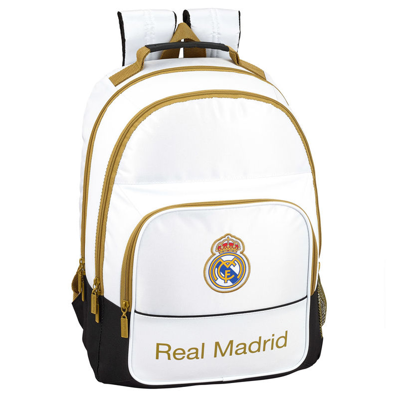 Mochila Real Madrid adaptable 42cm 8412688351978